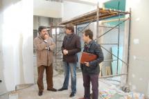 El Ayuntamiento anuncia la apertura en el primer trimestre de 2012 del Centro de Día y planea una residencia en la parcela anexa