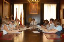 La Mesa de Diálogo Social sigue avanzando en la elaboración de su Reglamento