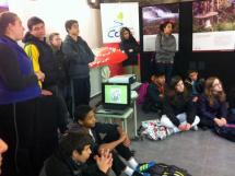 Abierta al público la exposición micológica 'Los hongos y el bosque 2011' en el vivero de La Dehesa