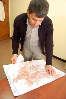 El Servicio de Transporte Urbano llegará con su modificación a los nuevos barrios de la Ciudad