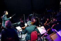 La Orquesta Lira Numantina actúa mañana en el Palacio del Audiencia para rendir su particular homenaje a quien fuera su director honorífico: Odón Alonso.