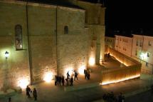 Soria se suma al proyecto La Hora del Planeta apagando las luces de algunos monumentos de la Ciudad