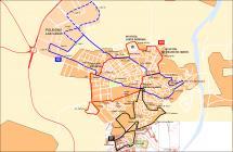 Arranca el Servicio de Transporte Urbano con la nueva modificación en la que no se cobra por transbordos para los poseedores de la Tarjeta BUS