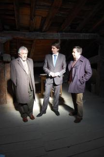 El Ayuntamiento de Soria solicita la colaboración de los ciudadanos para ampliar los fondos de la Casa de los Poetas