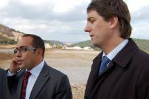 Una delegación del Consistorio capitalino se reunirá mañana en Valladolid con responsables de ADE para conocer su criterio sobre el desarrollo de suelo industrial público en Valcorba