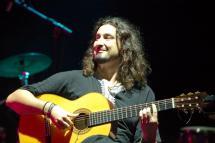 Alejandro Monserrat actúa en Soria con un flamenco sin fronteras