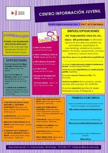 El Centro de Información Juvenil Municipal estrena boletín informativo y nuevas actividades