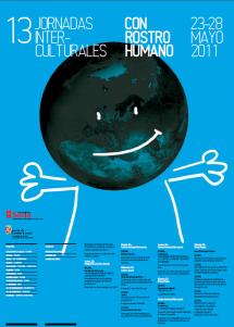 """Las XIII Jornadas Interculturales comienzan el próximo lunes con el lema """"Con rostro humano"""""""