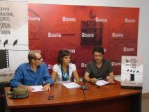 """La XIII Edición del Certamen Internacional de Cortos """"Ciudad de Soria"""" bate record de participación"""