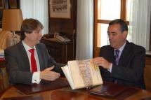 Ayuntamiento de Soria y Diputación acercan posturas sobre la recuperación del CUS y la creación de un parque provincial de Bomberos