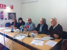 El Ayuntamiento de Soria celebra junto con las ONGS que conforman el Consejo de Cooperación Social la Semana contra la Pobreza