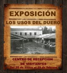 Coincidiendo con las rutas Senderos del Duero se repone la exposición sobre los usos del río en el Fielato