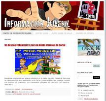 El Centro de Información Juvenil rediseña su boletín semanal y la web y apuesta por la participación con el nuevo blog