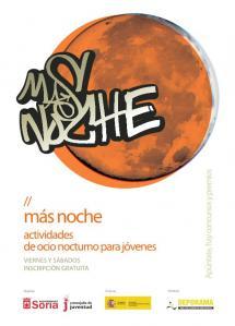 El programa 'Más Noche' de ocio alternativo arranca el 17 de febrero con billar