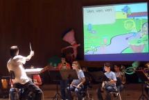 La Banda de los Amiguetes se reestrena en el Otoño Musical con una doble función que llegará a 921 escolares