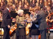 El XX Otoño Musical Soriano concluye con casi 5.800 espectadores, 500 músicos y un sentido homenaje póstumo a Odón Alonso