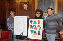 """El Ayuntamiento de Soria y ASAE presentan una oferta """"variada y de calidad"""" para los días de Carnaval"""