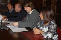 El Ayuntamiento remite a Diputación dos planes de actuación que mejoran las exigencias del pliego de Bomberos en materiales, medios humanos y eficacia