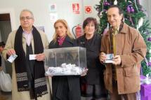 El Mercado Municipal celebra una Navidad Solidaria con una campaña de apoyo a Cruz Roja y el Banco de los Alimentos