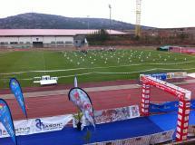 El Campeonato de España de Duatlón Contrarreloj por Equipos celebrado en Soria se salda con la victoria de Saltoki Trikideak en categoría masculina y Cidade de Lugo Fluvial en femenina
