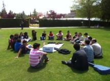 Una veintena de jóvenes responden a la llamada del Foro Joven y retoman esta herramienta de participación