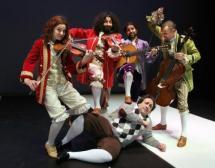 El prestigioso y carismático violinista Ara Malikian protagoniza junto al tenor José Manuel Zapata el espectáculo 'Los Divinos'
