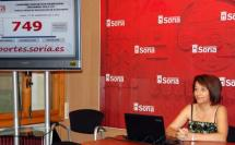 El 77% de los sorianos obtiene una de sus plazas elegidas en la campaña deportiva municipal