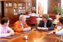 El Ayuntamiento renueva once convenios de Servicios Sociales con una partida de 46.320 euros