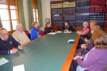 La nueva directiva de Aulas propone crear un grupo de voluntariado