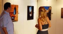 Una exposición de fotografía, nuevo reclamo artístico del Centro de Recepción de los Visitantes junto al río