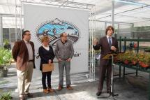 El Ayuntamiento colabora con el programa 'Huertos de Soria' cediendo durante 15 años una parcela de 5.137 metros