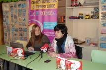 El Centro Municipal de Tiempo Libre La Peonza completa todas las plazas de su campamento de verano
