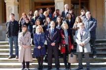 El Ayuntamiento cierra con la entrega de diplomas una nueva promoción del Taller de Empleo