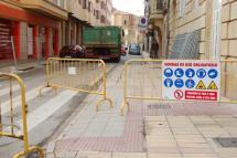 El Ayuntamiento prosigue con su plan de peatonalización y arrancan las obras de la calle Medinaceli