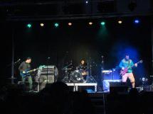 Imagen del concierto celebrado ayer.