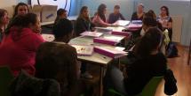 El curso ha comenzado esta mañana en el Bécquer.