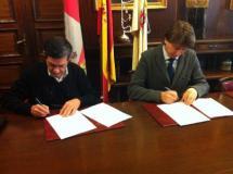 La Ciudad de Soria se promocionará en los envases de los productos lácteos de Cañada Real