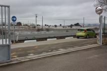 Los nuevos accesos a la Ciudad Deportiva del Numancia ya se encuentran operativos