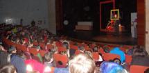 La educación vial llega a los escolares con una obra de teatro de la mano de Mapfre y una nueva edición la próxima semana de la campaña del Parque de Tráfico
