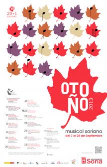 Imagen de la edición 21 del Otoño Musical.