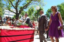 Imagen del desfile en La Dehesa.