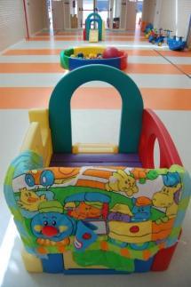 Imagen de parte de las instalaciones del Centro de Educación Infantil.