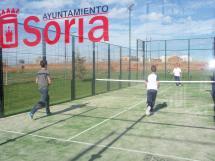 Instalaciones deportivas municipales.