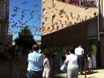 Tras las fiestas también se reforzará la limpieza en la calles y zonas adyacentes de las Cuadrillas.