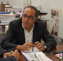 El concejal de Hacienda, Luis Rey.