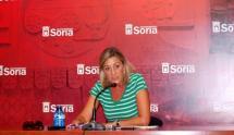 La concejala de Educación Rita Isabel López Lobera.