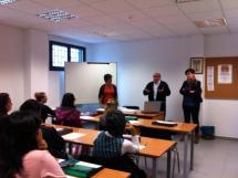 Imagen de uno de los cursos impartidos por organizaciones del tercer sector.