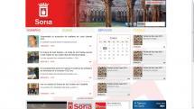 La página web del Ayuntamiento experimenta un crecimiento de visitas del 60% pasando de 187.251 en 2011 a 313.579 en 2012