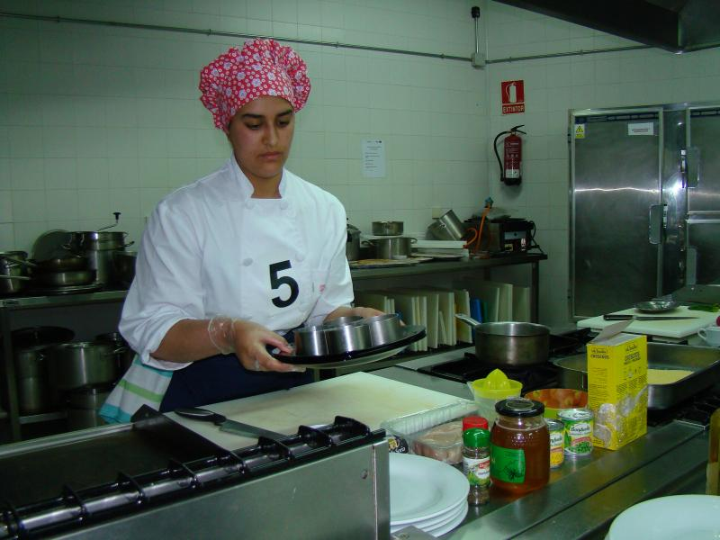 Ayuntamiento de soria un total de nueve alumnos finalizan el curso de ayudante de cocina - Curso de ayudante de cocina ...