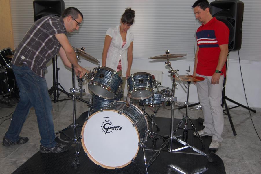 Garcia Joven Joven en García Solier